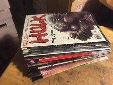 The Incredible Hulk #67-106 lot of (36) mid-grade reader comics