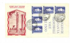 FDC VENETIA TRIESTE 1952