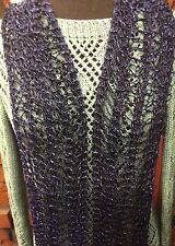 Summer Scarf  Knitting Pattern