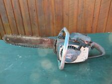 "Vintage HOMELITE XL-12 Chainsaw Chain Saw with 16"" Bar"