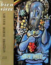 Bien Vivre n°24 - 1958 - Centre Ouest  - Gastronomie - Tourisme