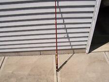 RED RIVER # 12.34 Fly Fishing Rod Fiberglass 7 feet