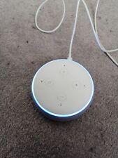 Amazon Echo Dot 3rd Generation Sandstone Fabric Alexa