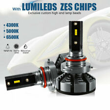 9005 LED Lumileds Luxeon ZES Chips Car Headlight Headlamps 5000K FOR Ford Fusion