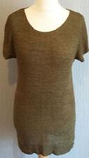 Papaya khaki jumper dress size 12