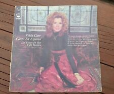 """VIKKI CARR MEXICAN VINYL 12"""" LP """"THE HITS OF TODAY AND ALWAYS"""" CBS CL-5372"""