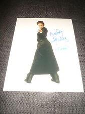 """MINDY STERLING signed Autogramm auf 20x25 cm """"AUSTIN POWERS"""" Foto InPerson RAR"""