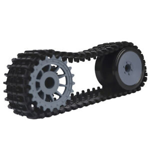 Track Sprocket for Tank Chassis Smart Robot Toy
