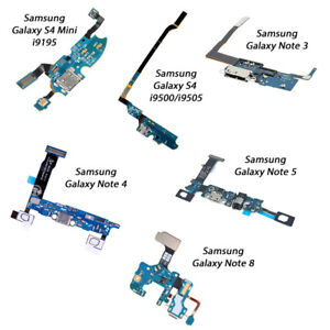 NEW Samsung Galaxy S4 Mini/S4/Note 3/Note 4/Note 5/Note 8 Charging Port