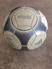 ADIDAS TERRESTRA SILVERSTREAM EURO 2000 Official Match Ball