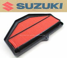 New Genuine Suzuki Air Filter Cleaner Element GSXR600 GSXR750 (See Notes) #W172
