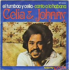 "CELIA CRUZ & JOHNNY PACHECO ""EL TUMBAO Y CELIA"" SP SOUL POSTERS 10123"