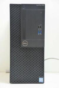 Dell Optiplex 3050 i5-7500 3.4Ghz 256 GB M.2 SSD + 1TB HDD 8 GB DDR4 Windows 10