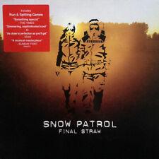SNOW PATROL FINAL STRAW NEW SEALED VINYL LP REISSUE IN STOCK