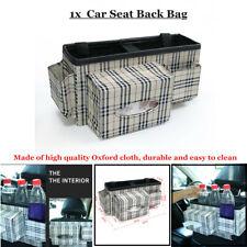 Foldable Universal Auto Car SUV Organizer Trunk Rear Back Seat Storage Bag Box