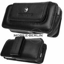 Ice45 Sony Ericsson LEATHER CASE BELT CLIP POUCH s500i w395 w350i w205 w200i k1