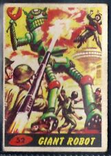 A&BC-MARS ATTACKS 1965-#52- GIANT ROBOT