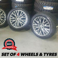 LEXUS 20 INCH BRAND NEW SET OF X4 WHEELS & X4 PIRELLI TYRES FITS LX, NX, RX, ES