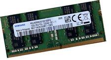 Samsung 16 Gb RAM Speicher 3200MHz DDR4 Notebook 260Pin PC4 Memory SO Dimm