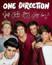 One Direction : Maroon - Mini Poster 40cm x 50cm new and sealed
