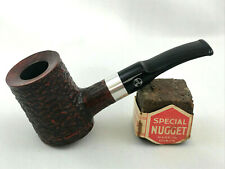 Rattray's 'The Good Deal' Poker Pfeife pipe pipa 9mm Filter rustiziert