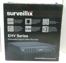 Toshiba Surveillix EHV Series EHV16-480-1T - Standalone DVR - 16 channels No HDD