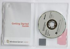 MS Server 2008 R2 STANDARD 5 CAL 1-4 CPU English DVD -P73-05128 OEM