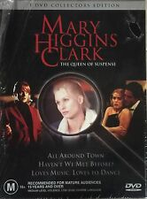 Mary Higgins Clark : Collection 1 (DVD, 2004, 3-Disc Set)  BRAND NEW & SEALED
