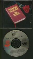 THE WHISKEY PRIESTS The Power And The Glory 1994 CD FOLK PUNK
