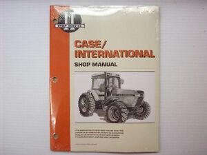 NEW! IT MANUAL CASE/IH 7110, 7120, 7130, 7140 MAGNUM TRACTORS #C-40 - pm