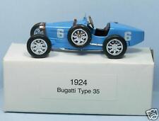 MATCH BOX 1924 BUGATTI TYPE 35
