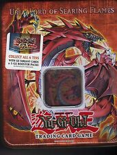 YU-GI-OH 2006 Collector's Tin Uria, Lord of Searing Flames GEM Mint Sealed New