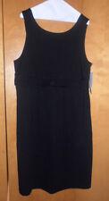 NWT womens black sleeveless maternity dress by Liz Lange size XXL