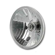 """H4 Headlight Insert 7 """" inch clear glass Reflector Ford Mustang with position"""