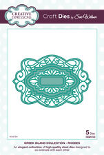 Creative Expressions GREEK ISLAND COLLECTION Rhodes CED5103 by Sue Wilson