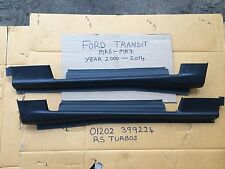 1 x Pair of Transit Sill & Door Step Repair Panels WITH DELIVERY TO IRELAND ROI