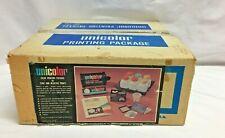 Vintage 1978 Unicolor Color Printing Package for Slide & Negative Prints      R5