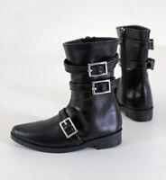 1/3 bjd 65-70cm SD17 boy doll black short boots dollfie ship US