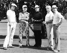 "CHEVY CHASE, RODNEY DANGERFIELD & TED KNIGHT IN ""CADDYSHACK""  8X10 PHOTO (CC795)"
