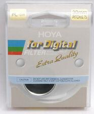 30mm CPL - Photo Filter - Hoya Circular Polarizing Filter - NEW G11