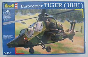 Revell 04430 - Eurocopter TIGER UHU - 1:48 Hubschrauber Bausatz Kit Helicopter