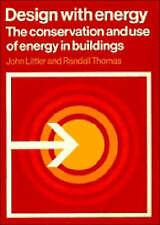 Design with Energy: The Conservation and Use of Energy in Buildings-ExLibrary