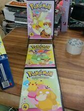 Pokemon: Season 1, Part 2 (DVD, 3-Disc) indigo league anime Episodes 27-52 used