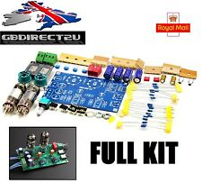 Classe a 6J5 hifi amplificateur de casque vide valve tube preamplifier diy kit uk