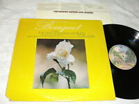 "The San Sebastian Strings ""Bouquet -Best of"" 1974 LP, VG+, Rod McKuen/Anita Kerr"