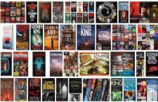 Stephen King 's Huge EBOOK Collection (Epub/Mobi/Pdf) 80+ books email download