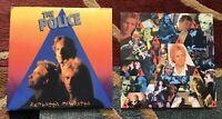 POLICE Zenyatta Mondatta A&M Vinyl LP Album SP-3720