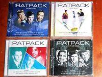 LOT of (15) CD's by THE RAT PACK / MARTIN, SINATRA & DAVIS / STILL SEALED