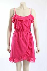 NEW Lilly Pulitzer -Size XS- Pink Ruffled Sundress-RRP:$168.00
