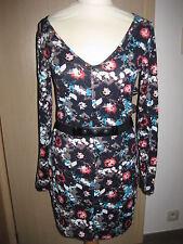 DEPT superbe tunique robe + ceinture 36 S